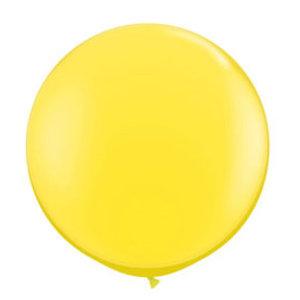 XL ballonnen geel