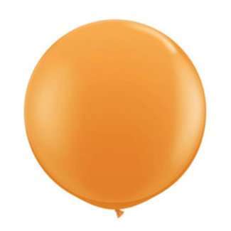XL ballonnen oranje