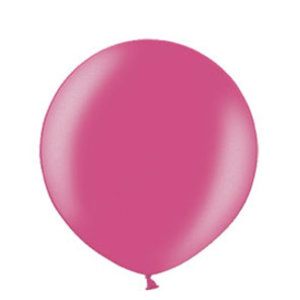 XL ballonnen Fuchsia
