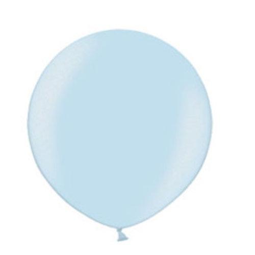 Pastel blauw XL ballonnen