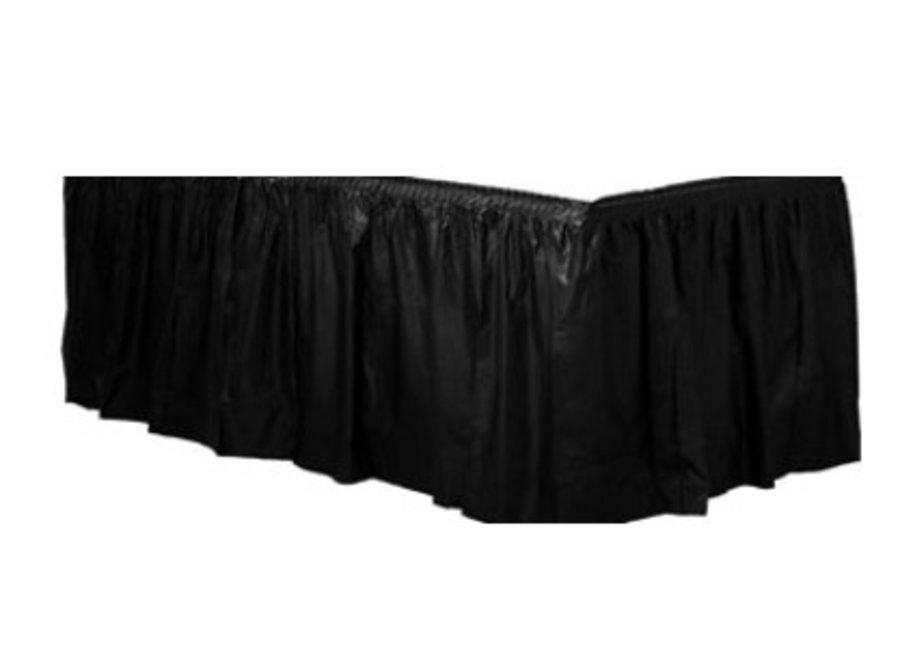 Tafelrok zwart