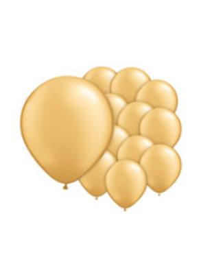 Ballonnen goud mini