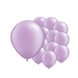 Lavendel ballonnen mini