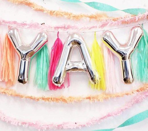 Pastel feestartikelen & Versiering alles voor uw Pastel feestje