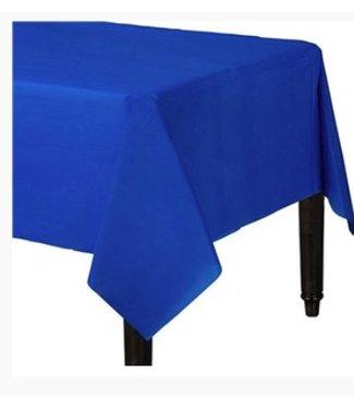 Amscan  Tafelkleed donker blauw