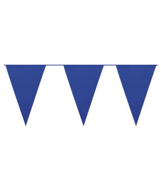 Amscan  Donker blauwe Jumbo vlaggetjes