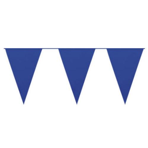 Donker blauwe Jumbo vlaggetjes