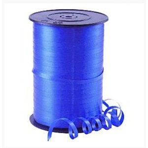 Blauw ballonnen lint