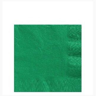 Groene servetten S