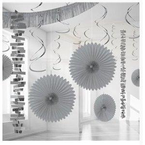 Zilver versiering pakket