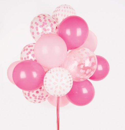 Ballonnen, de keuze is reuze