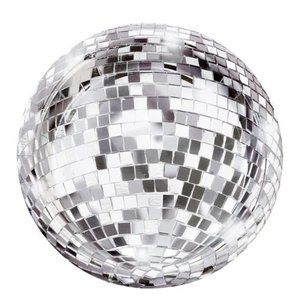 Disco bol borden