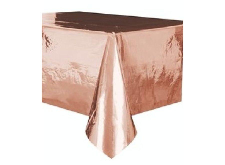 Rose goud tafelkleed