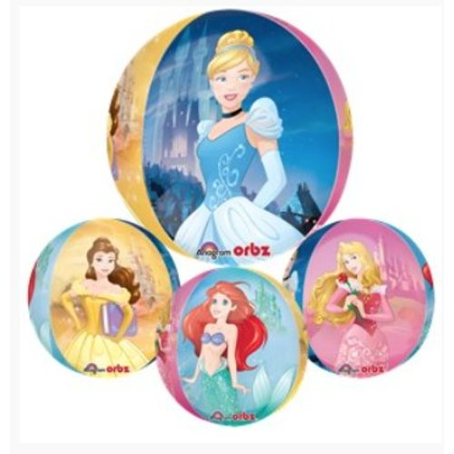 Disney Prinses ronde XL ballon