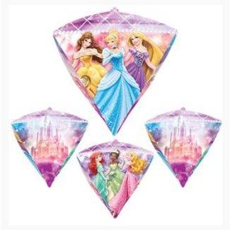 Disney Prinses diamant ballon