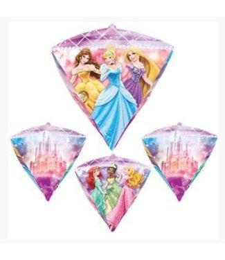 Disney speelgoed en feestartikelen Disney Prinses diamant ballon