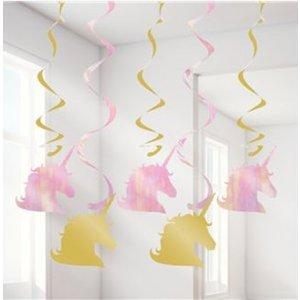 unicorn pastel slingers
