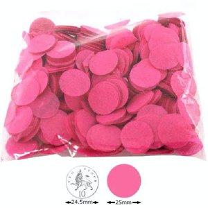 Roze confetti dots