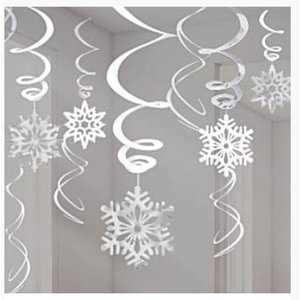 Sneeuwvlok slingers