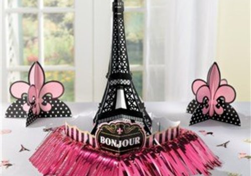 Party in Parijs feestartikelen