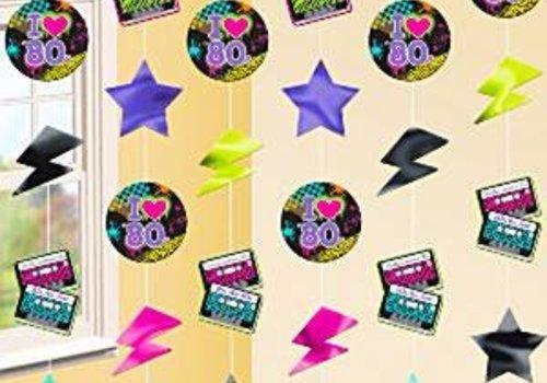 80's Party feestartikelen