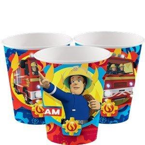 Brandweerman Sam bekers