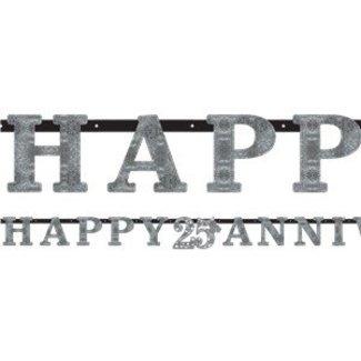25 jaar getrouwd happy birthday slinger