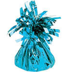 Ballonnen gewicht turquoise