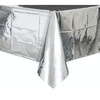 Metallic zilver tafelkleed