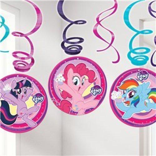 Amscan  My litlle pony swirl slingers