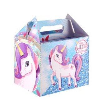 Unicorn traktatie boxen