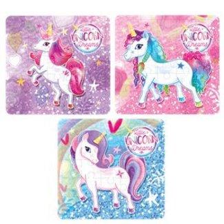 Unicorn puzzel