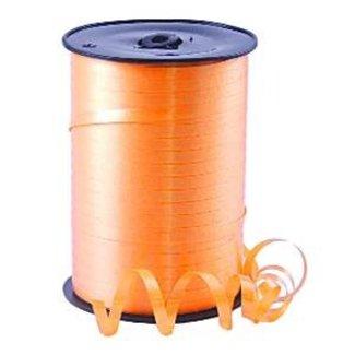 Oranje ballonnen lint