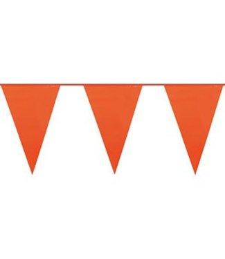 Amscan  Oranje vlaggetjes