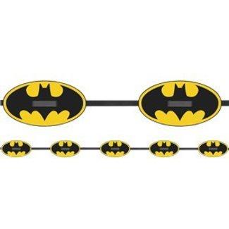 Batman logo slinger