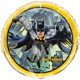 Batman folie ballon geel
