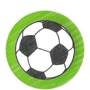 Voetbal borden groen
