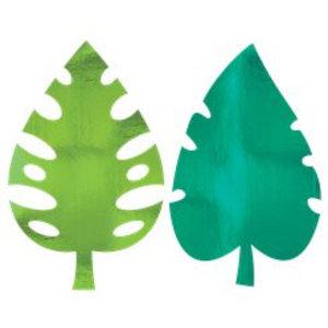 Palmboom bladeren decoratie