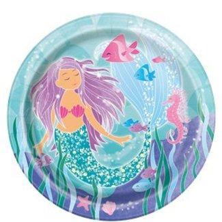 Magical mermaid borden