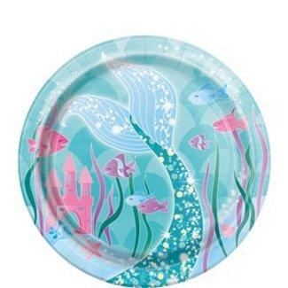 Magical mermaid gebaksborden
