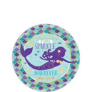 Mermaid sparkle borden