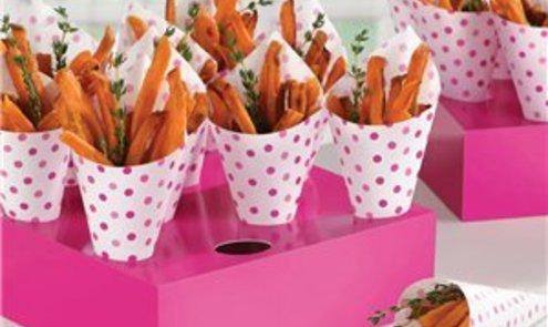Trakteren met de snack tray