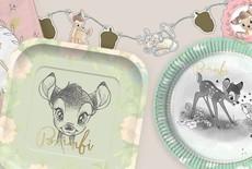Bambi feestartikelen   Brand new