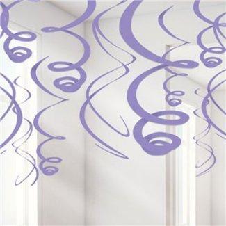 Swirl slingers paars