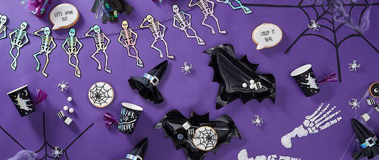 Halloween heks feestartikelen & Versiering