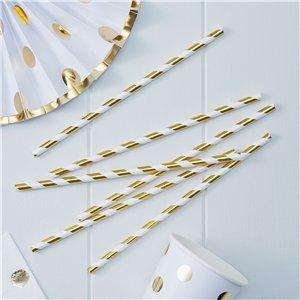Metallic goud versiering & Feestartikelen