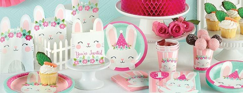 Bunny 1 jaar feestartikelen & Versiering