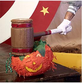 Genoeg Halloween Feest blog | J-style-deco.nl | Grootste aanbod van NL #MC72