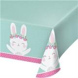 Bunny tafelkleed pastel