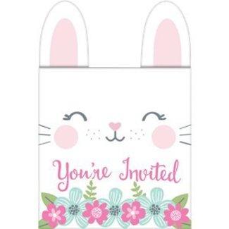 Bunny uitnodigingen